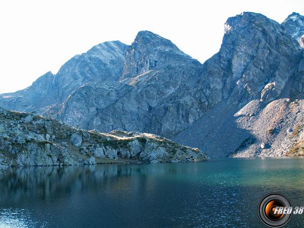 Lac du Crozet.