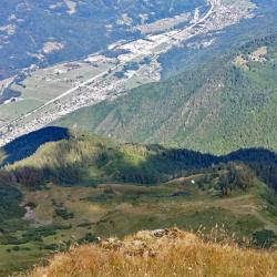 Vallée de la Tarentaise.