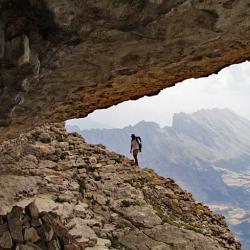 L'abri sous roche