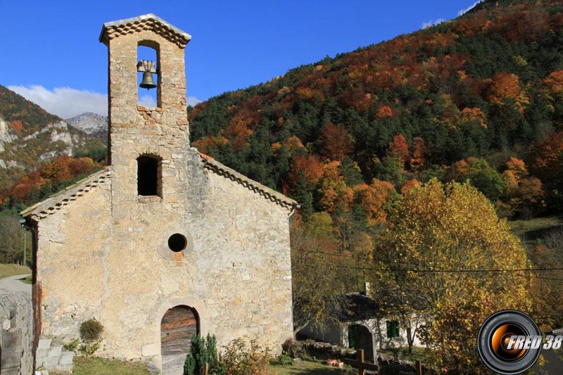 Chapelle de Borne