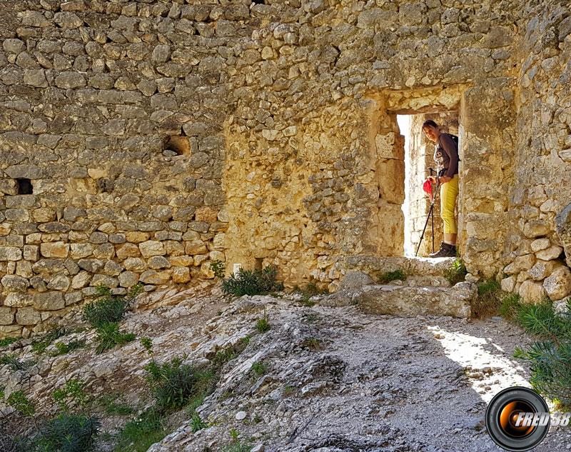 La porte,