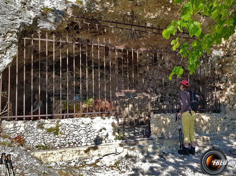 Grotte Sainte-Madeleine.