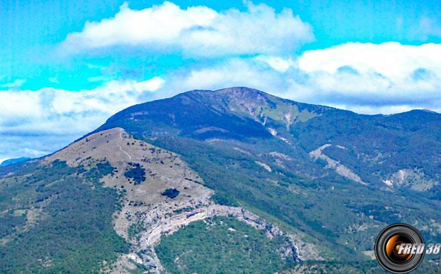 Montagne de Durbonas,