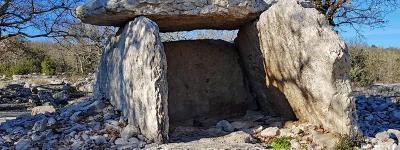 Labeaume et ses dolmens photo