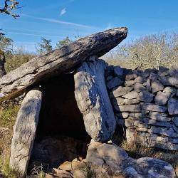 Un des dolmens.