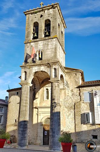 Eglise Saint-Genest.