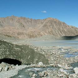 L'un des lacs