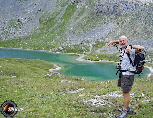 Le lac de l'Ascension.