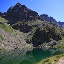 Le lac.
