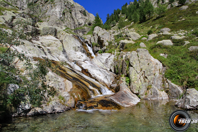 Torrent de la Gordolasque.