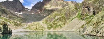 Lac blanc photo 1
