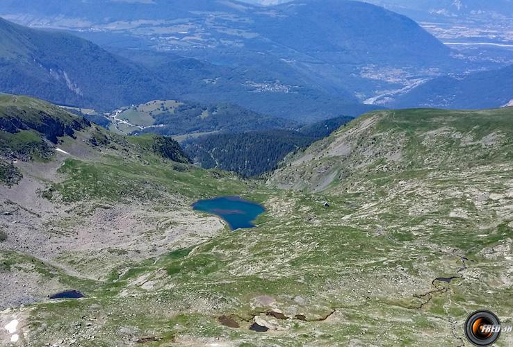 Lac bouffrier photo1