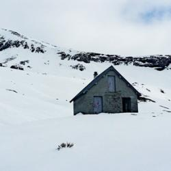Cabane de Brouffier.