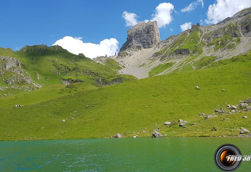 Lac d amour photo