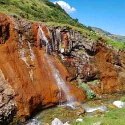 La cascade de Treicol.