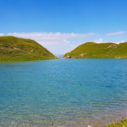 Le lac d'Amour.