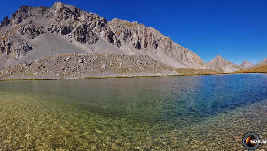 Lac de l orrenaye photo