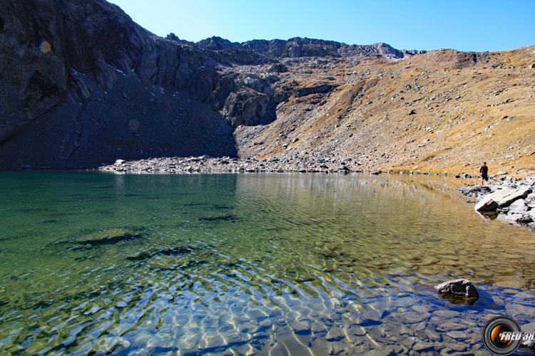 Lac de la valette photo