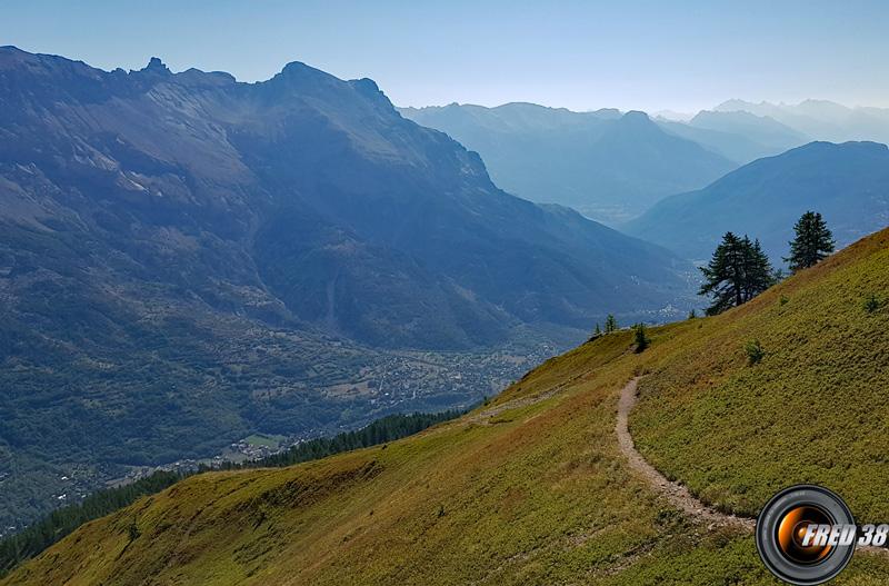Vallée de la Vallouise.