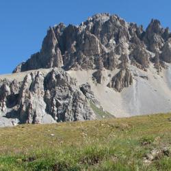 Le Mont Moïse.