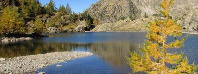 Lac de trecolpas photo