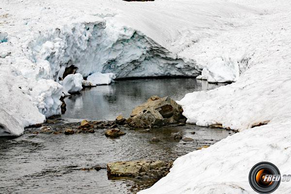 Ruisseau du lac.