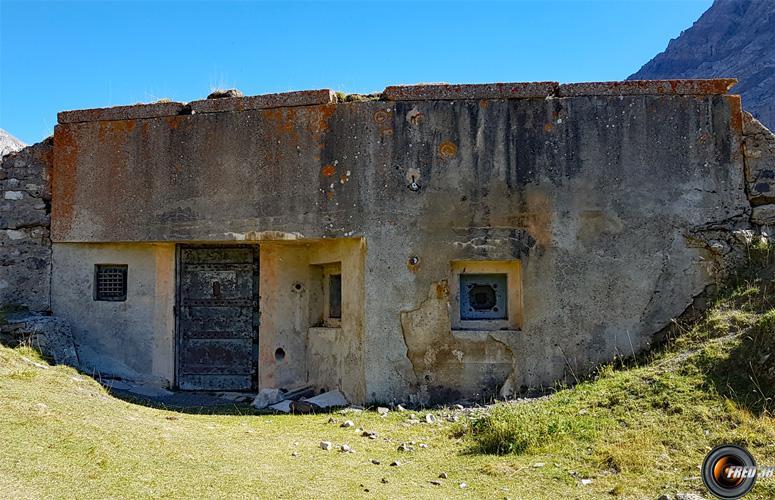 Fort de Plate Lombarde.
