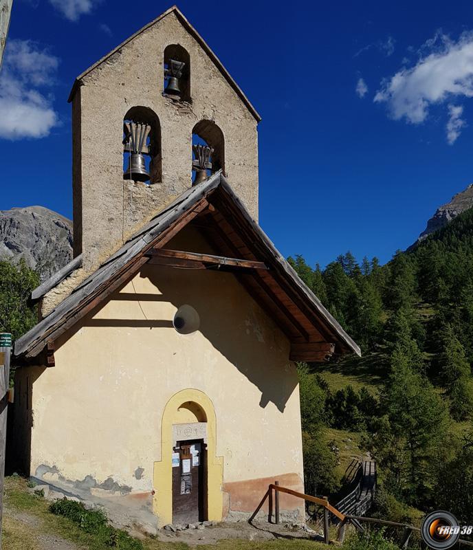 Chapelle St-Jean Baptiste.