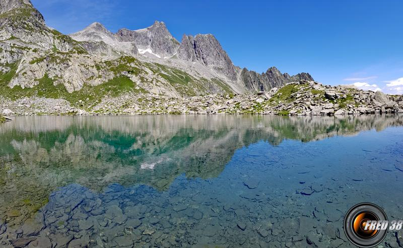 Lac du bacheux photo