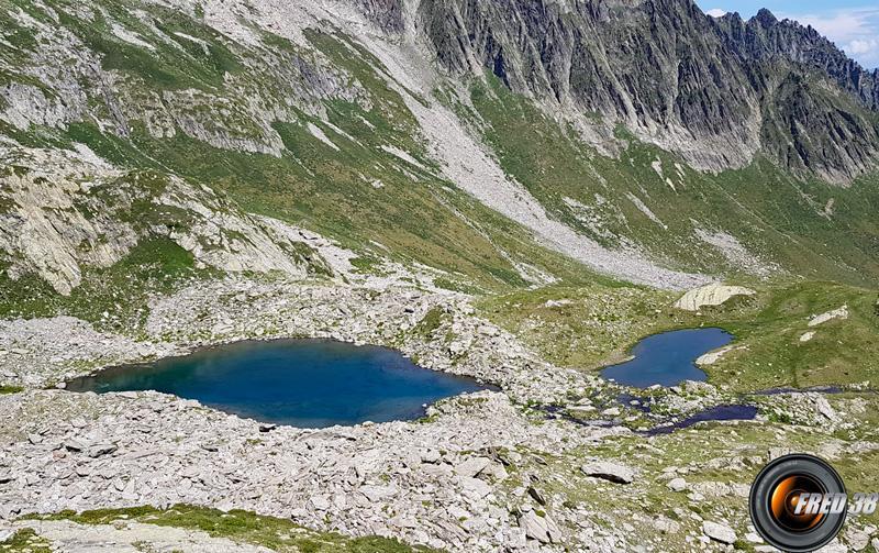Les lacs du Bacheux.