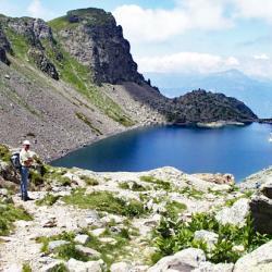 Le lac du Crozet,