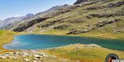 Lac du lauzanier photo