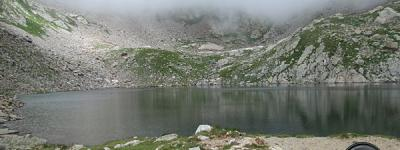 Lac du mercantour photo