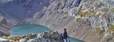 Lac du vallon photo