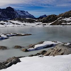 Le lac du Grand Méan.
