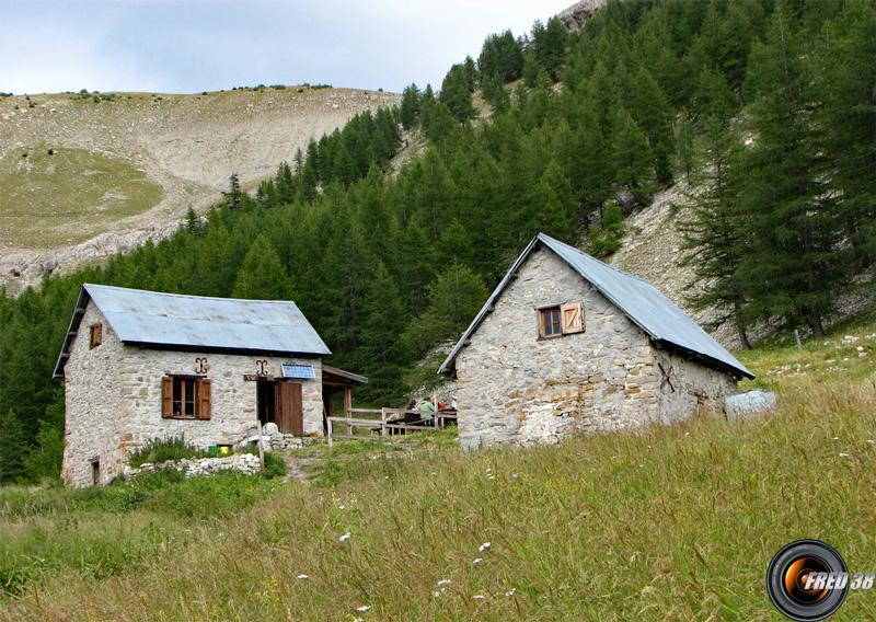 Cabane de Pasquier.