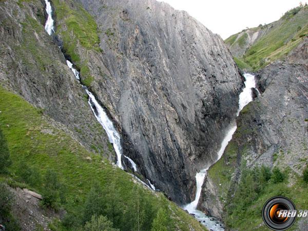 Cascades de Pont Ferrand.