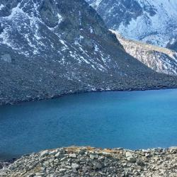 Le lac Glacé.