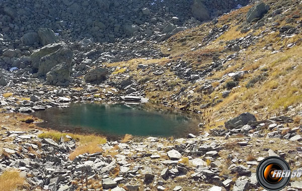 Lac de la Folle.