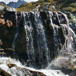 Ruisseau de la Grande Valloire.