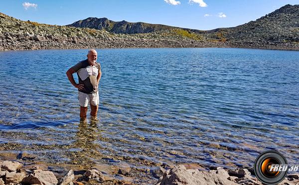 Le lac inférieur.