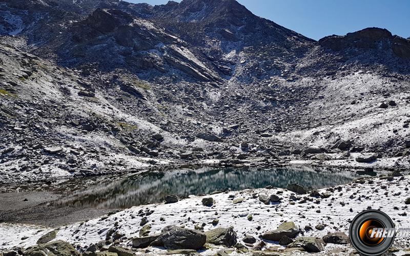 Lac de la Muande.