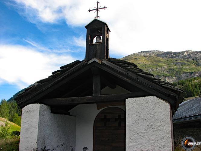 La chapelle du Chenal.