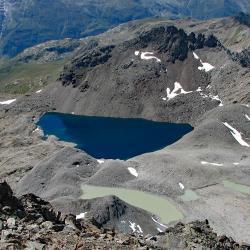 Lac Blanc vu d'Archeboc
