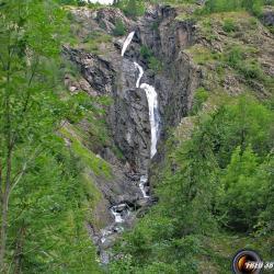 Cascade de Dormillouse.