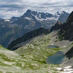 les lacs de Sebeyras,