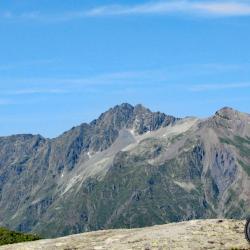 Pic des Scies de Sainte-Anne