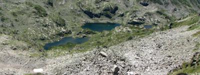 Lacs tempete photo