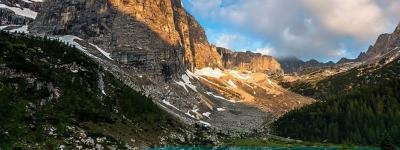 Lago di sorapis photo