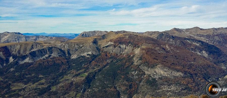 Montagne de Chamatte